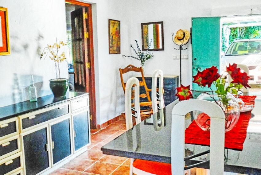 018 Comedor vista cocina Casa 1